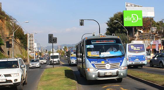<b>Avda. Paicaví esq. Independencia</b></br>(Mall Trébol hacia centro Concepción)